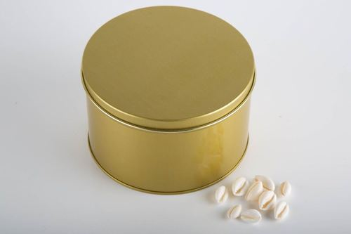 Paint Tin Box