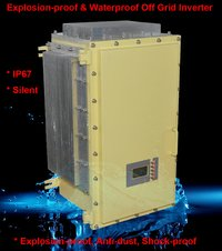 IP65 Explosion proof & Waterproof off grid inverter