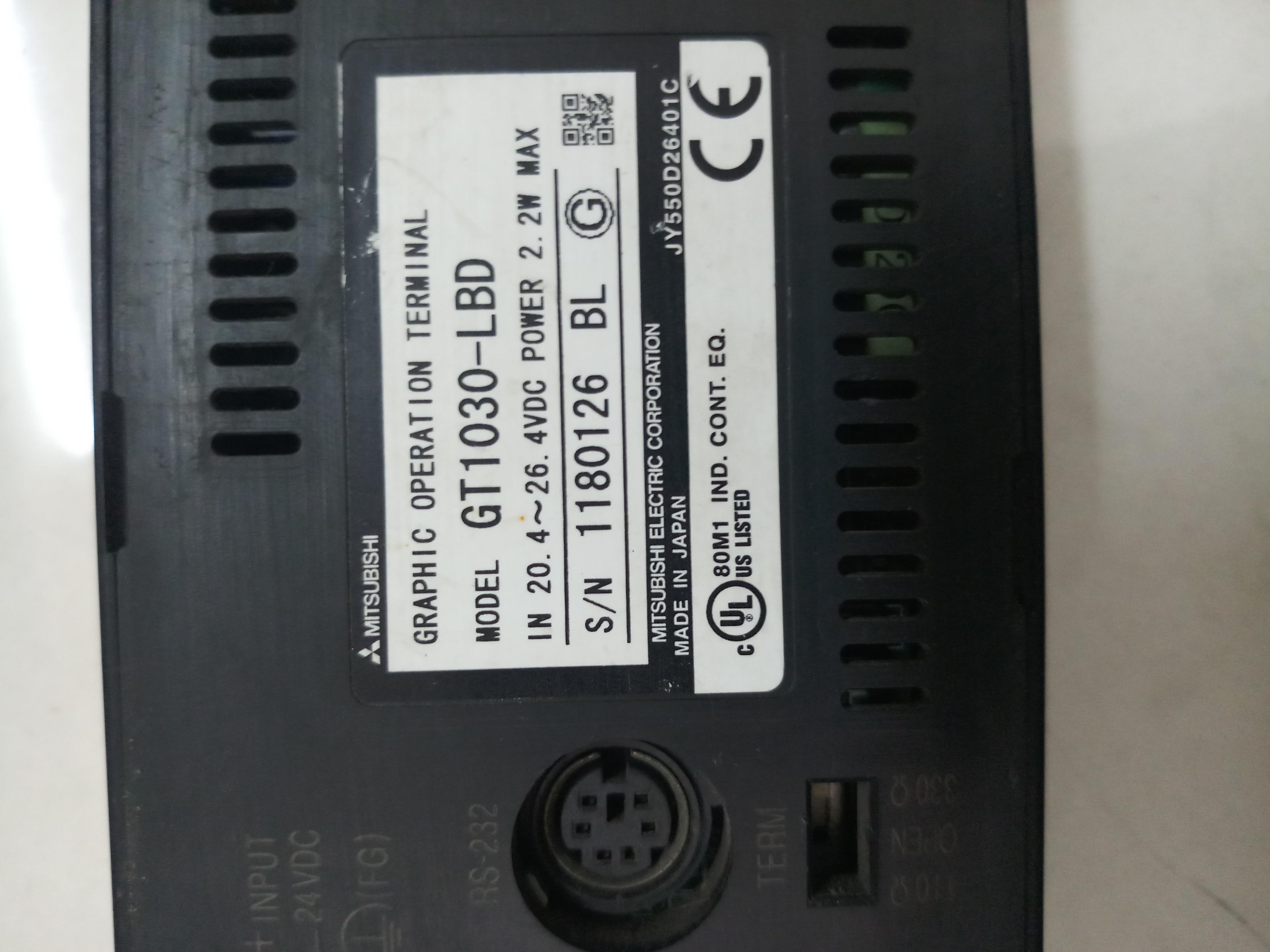 MITSUBISHI GT1030-LBD