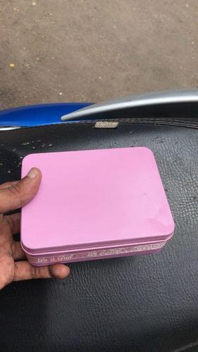 Stainless Steel Tin Box