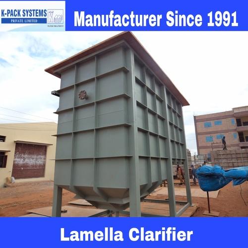 Lamella Clarifier
