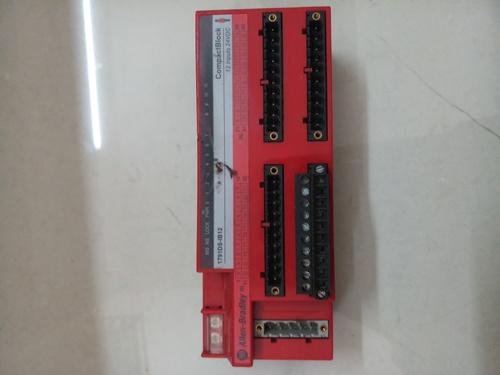 ALLEN BRADLEY  COMPACT BLOCK 1791DS-IB12