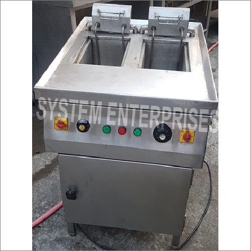 Imported Double Deep Fryer