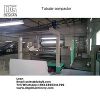 Tubular Fabric Blanket Preshrinking Machine of Textile Machinery for Textile Finishing