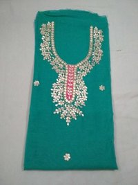 Chanderi Gotapatti Salwar Suits