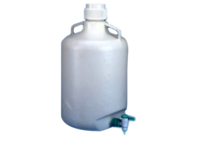CARBOY WITH STOP COCK