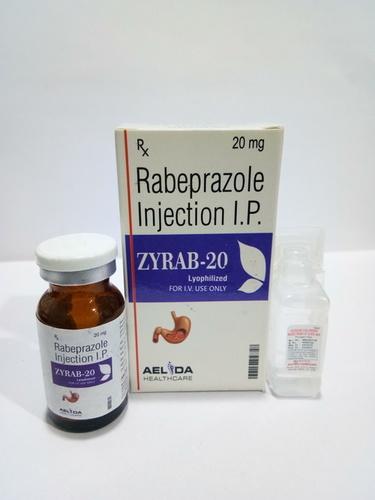 Rabeprazole injection