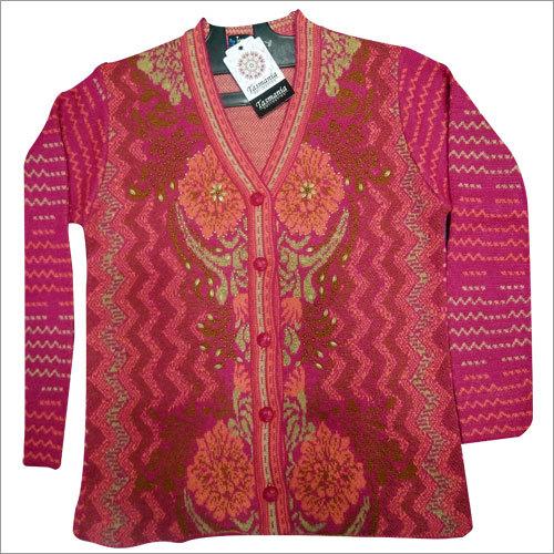 2134ba17df0831 Ladies Cardigan Manufacturer,Ladies Cardigan Supplier,Ludhiana