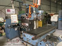 FIL Universal Bed Milling Machine