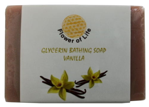 Vanilla Glycerin Bathing Soap