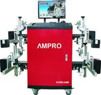 CCD Wheel Alignment Machine