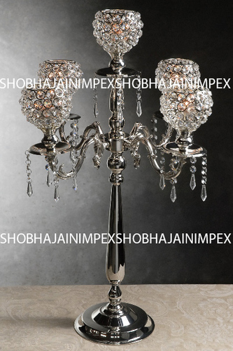Reception and Wedding Crystal Candelabra