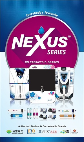 NEXUS SERIES RO CABINETS AND SPARES