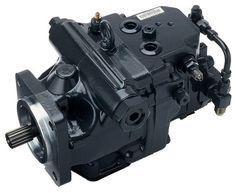 Bobcat Hydraulic Pump Repair