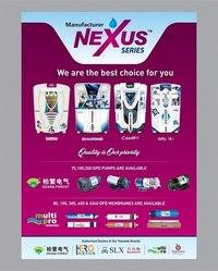 NEXUS RO CABINETS AND SPARES