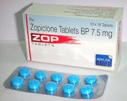 Zopiclone 7.5 Mg Tablets