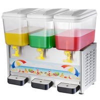 Triple Beverage Dispenser