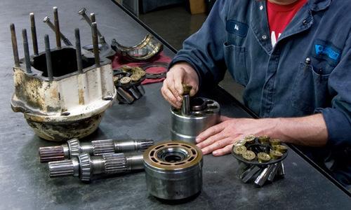 Hydraulic Pump Repair In Tamil Nadu