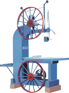 Verticle Band Saw