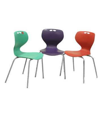 Canteen/Cafeteria  Plastic Chair