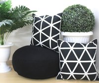 Digital Printed floor cushion combo set