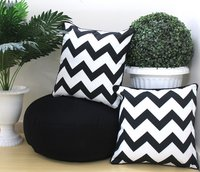 Digital Printed floor cushion combo set
