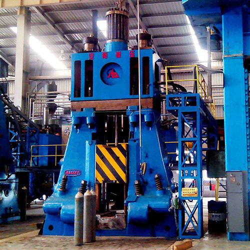 Hydraulic Gas Closed Die Forging Hammer