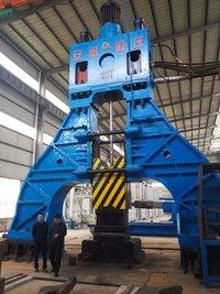 Electro Hydraulic Open Die Forging Hammer