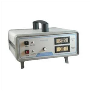 O2 & CO2 Analyzer Measures
