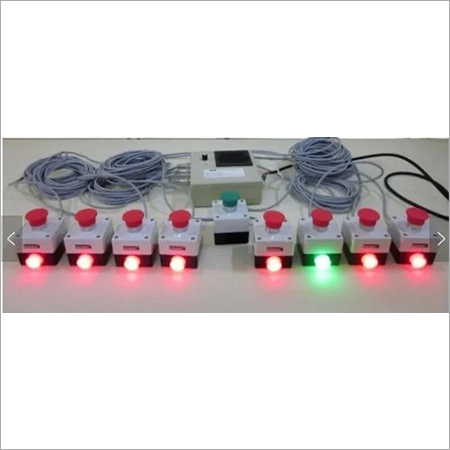 Hand Held Quiz Game Buzzer System