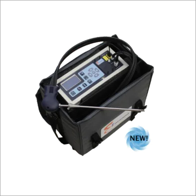 E8500 Portable Emissions Analyzer