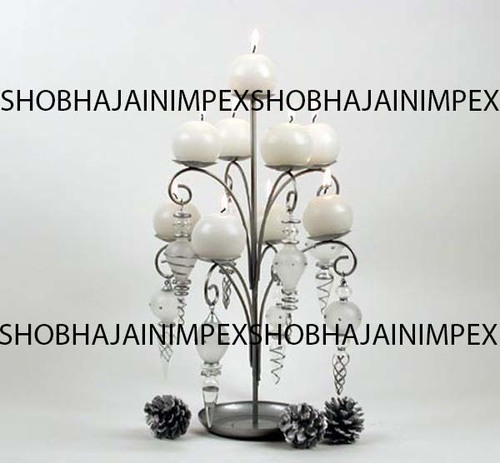 Multiple Candle Holder Stand for Decoration