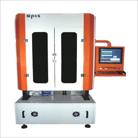 Linear Type Neck Finish And Bottom Inspection Machine