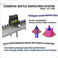 Cosmetic Bottle Inspection System