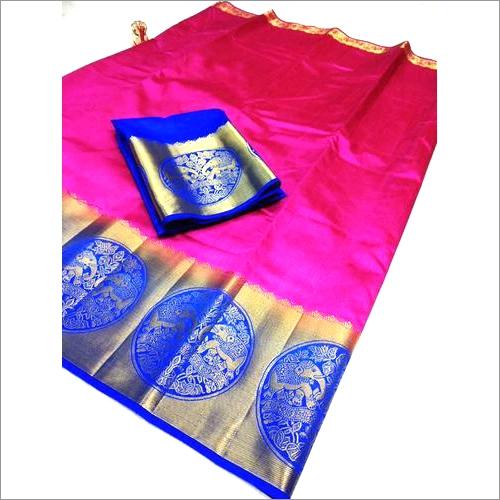 Fancy Tussar Silk Sarees