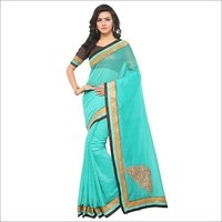 Chanderi Fancy Saree