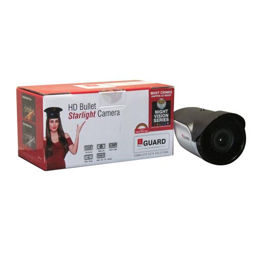 HD Bullet Starlight Camera