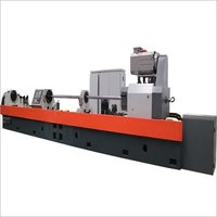 CNC skiving roller burnishing machine