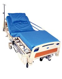 Semi Electric ICU Bed
