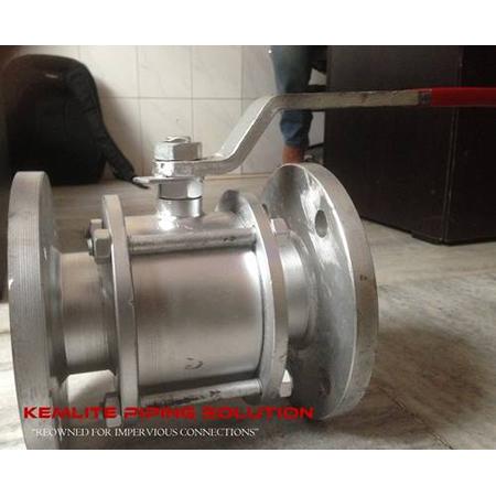 Industrial Stainless Steel Valves