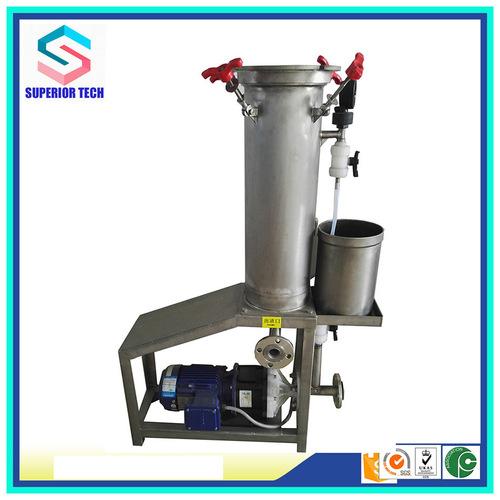 Titanium Filter System