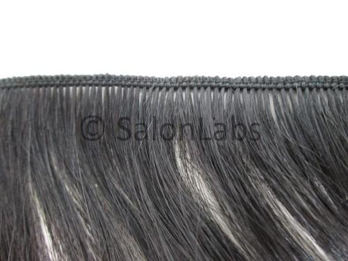 Single Drawn Hair for weaving