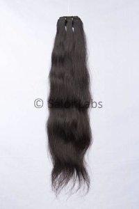 Virgin Single Drawn hair