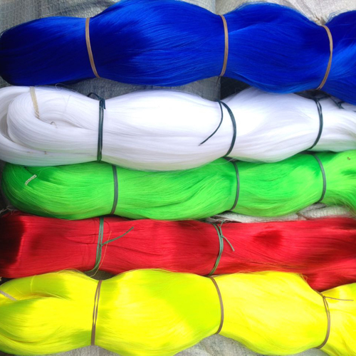 Multi Colored Monofilament Yarn