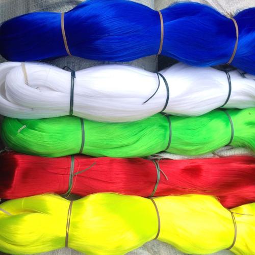 Multi Colored Monofilament Yarn