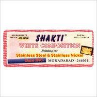 White Polishing Composition