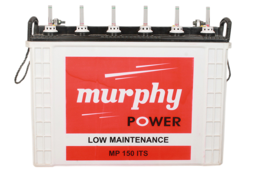 MP120 JCB Murphy Automotive Battery