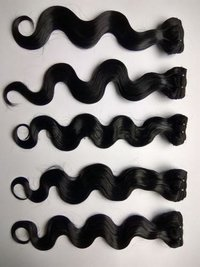 Double Drawn Body Wave Hair