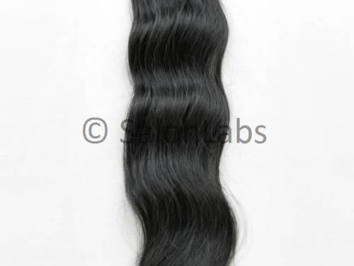 Double Drawn Hair for weaving