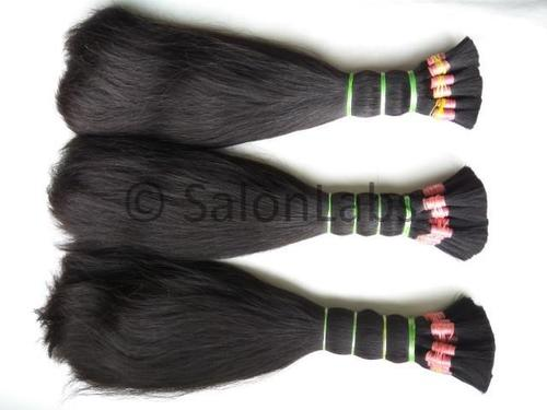 Human Hair Double Drawn